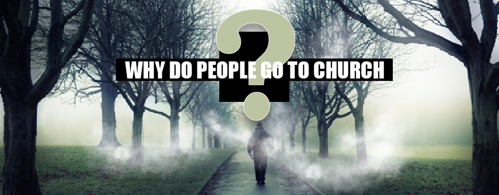 why do people go to church