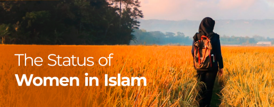 the status of the woman in Islam